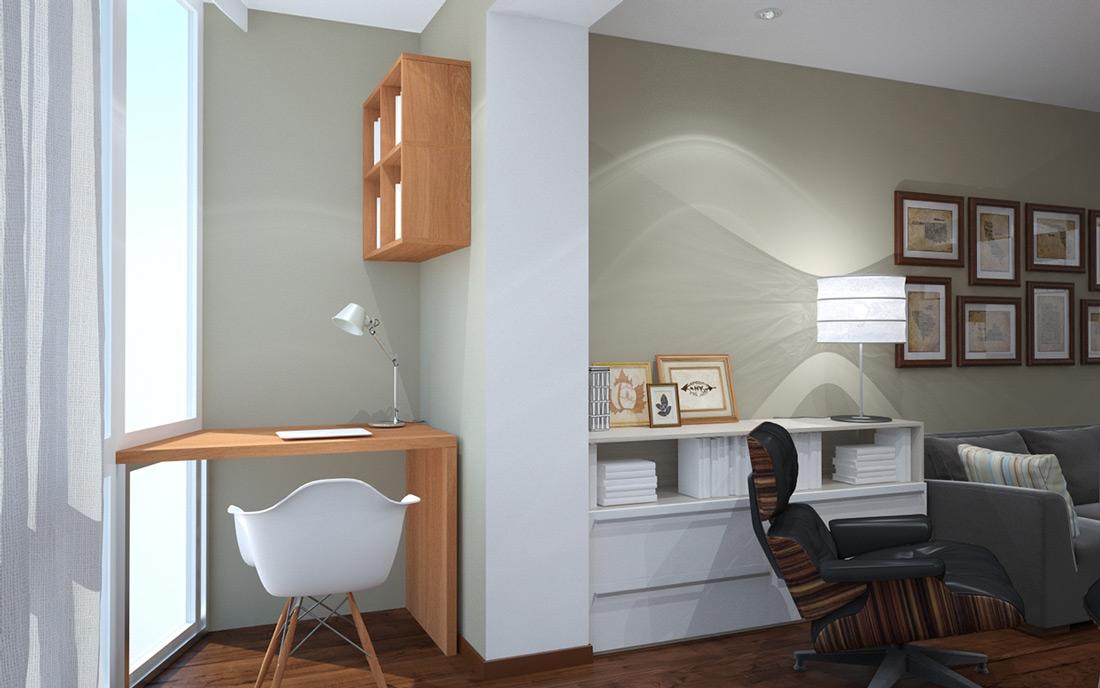 дизайн проект интерьера квартиры в Днепре