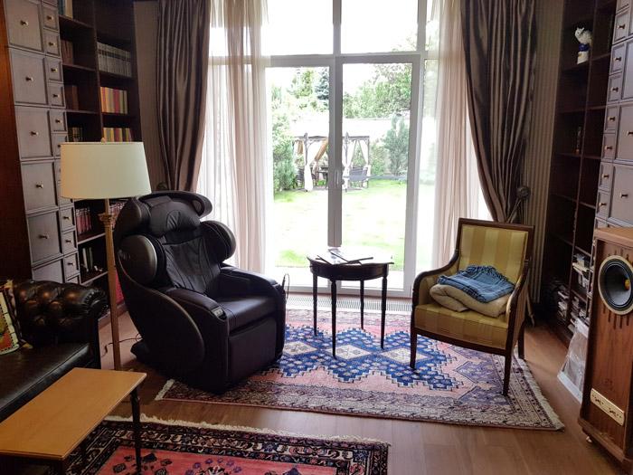 Дизайн зала в частном доме фото