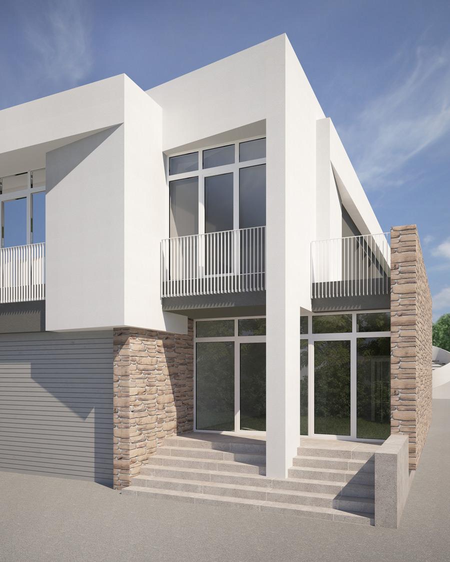 Дизайн проект дома в днепре