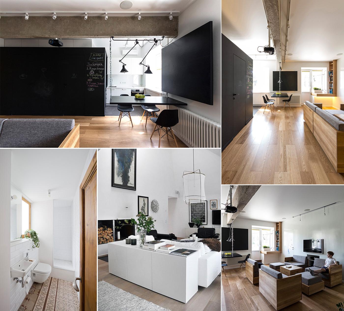 как начать перепланировку двухкомнатной квартиры