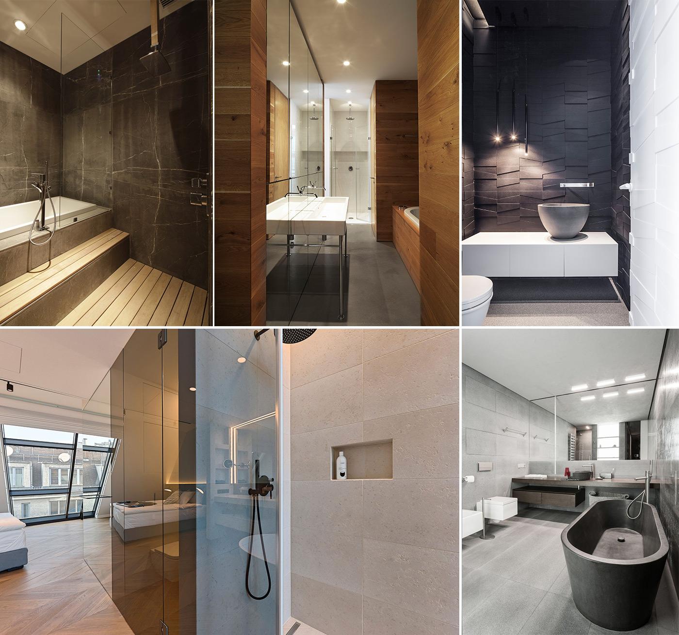 современный дизайн интерьера однокомнатной квартиры