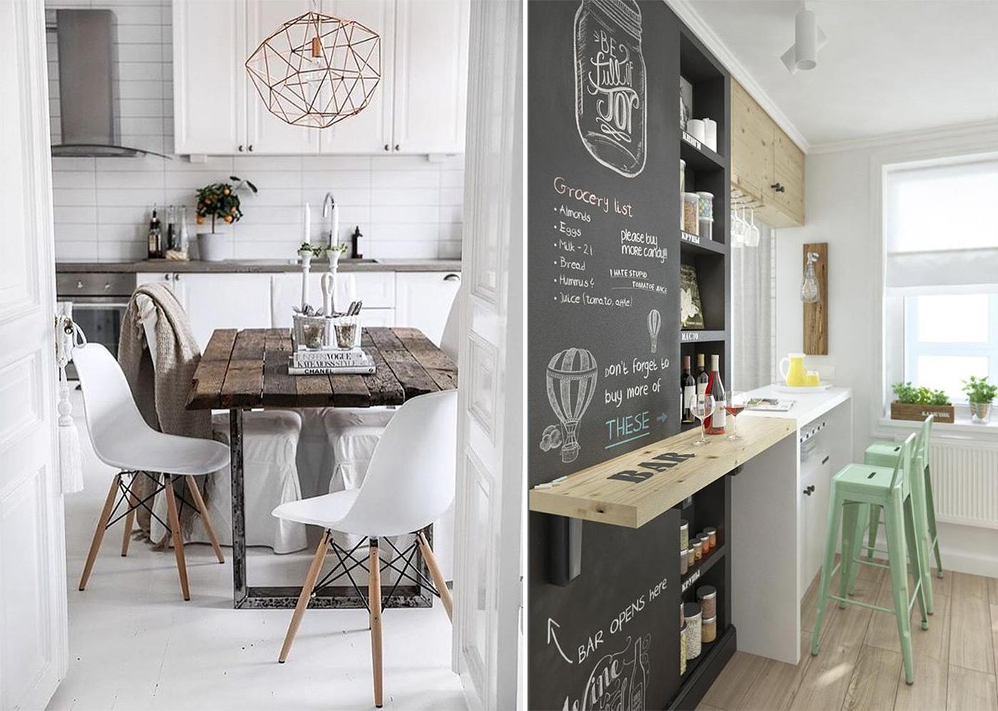 Как сделать интерьер кухни фото 917