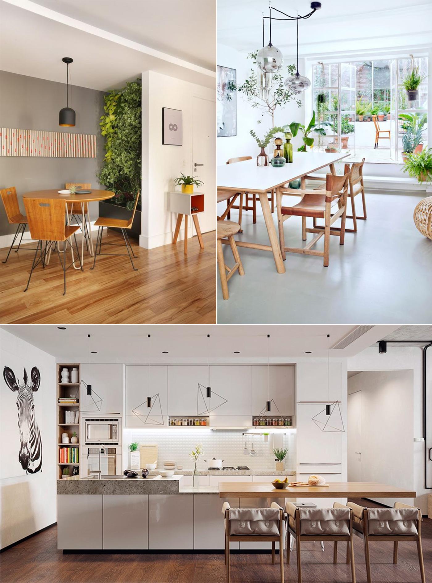 картинки скандинавского стиля в интерьере кухни