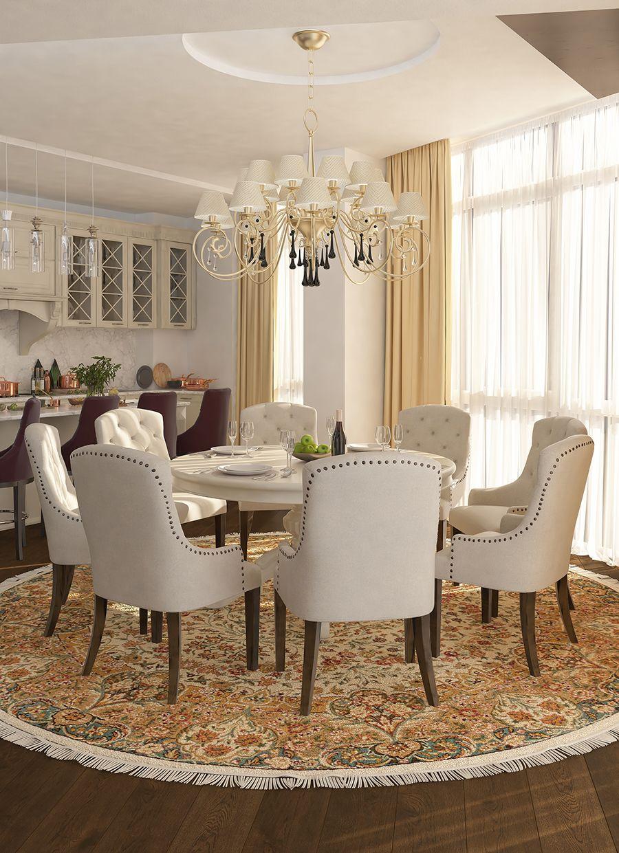 Дизайн интерьера квартиры 300 кв. м. - 3