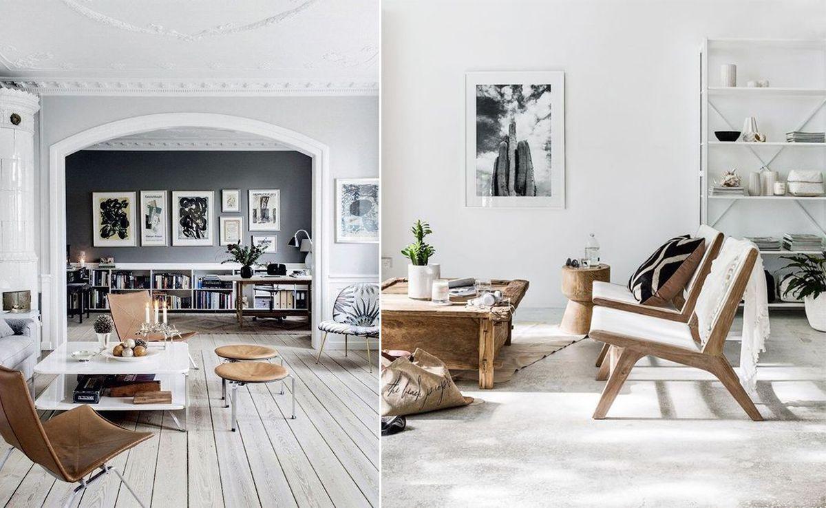 гостиная в скандинавском стиле_6