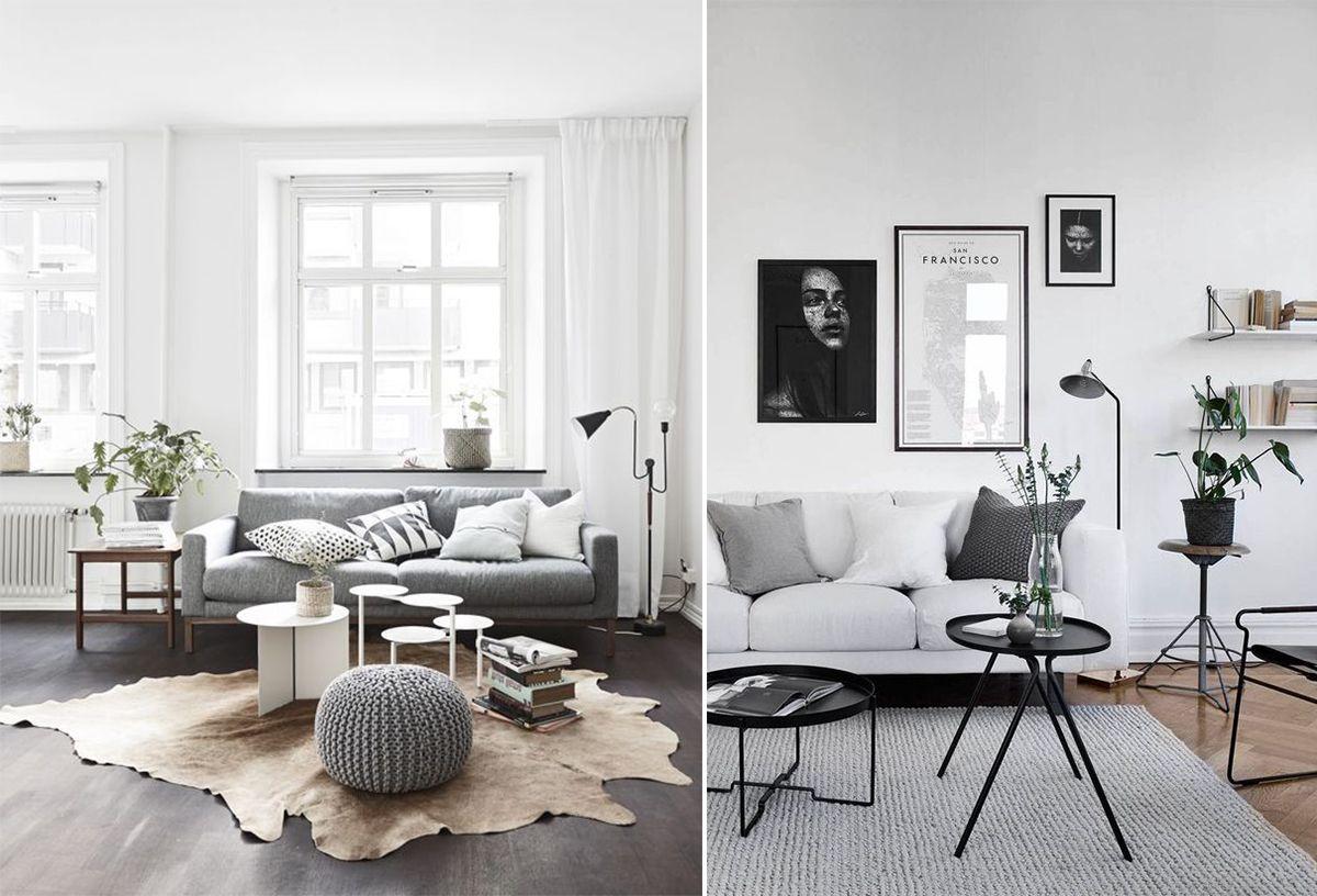 гостиная в скандинавском стиле_4