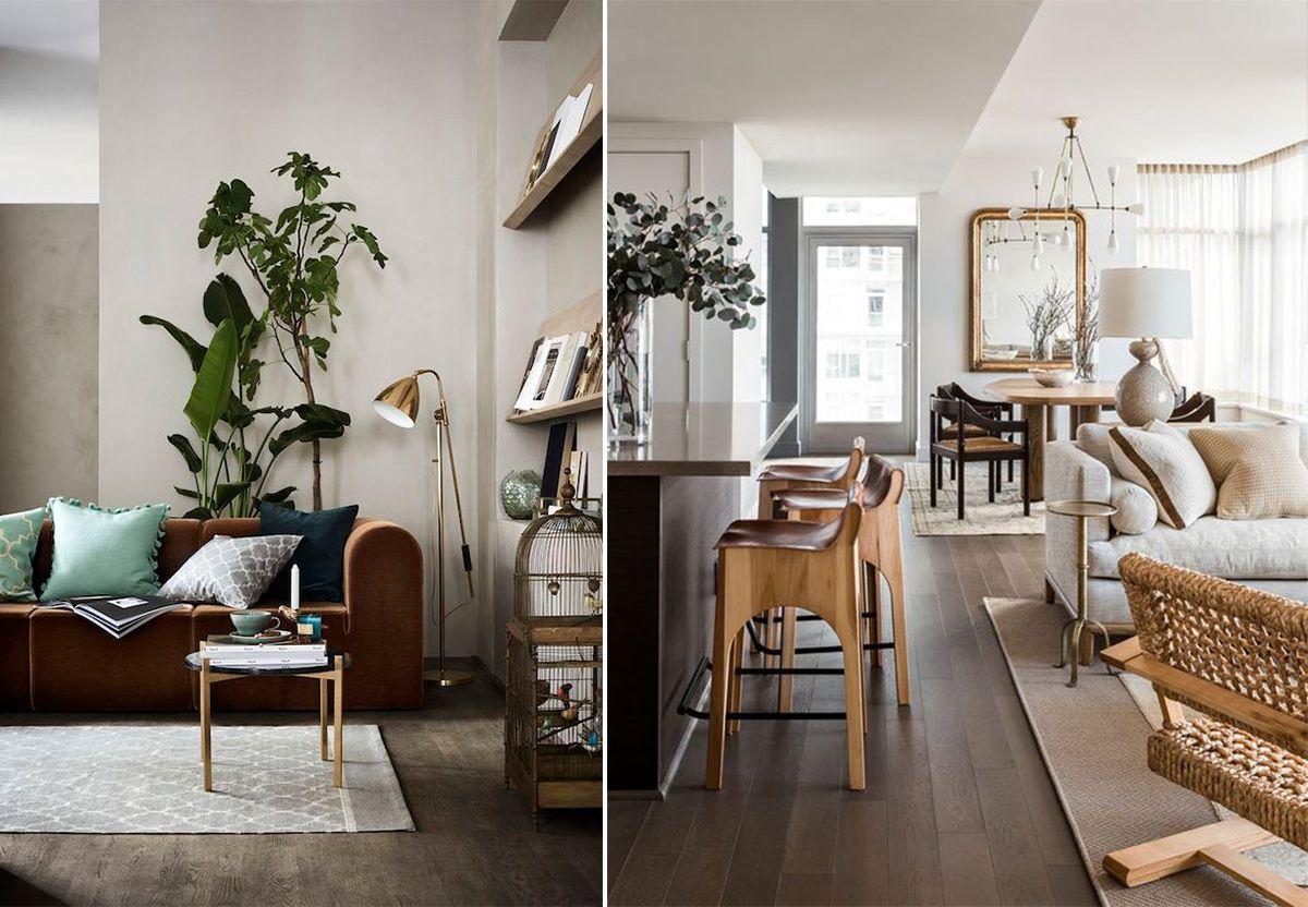 гостиная в скандинавском стиле_3
