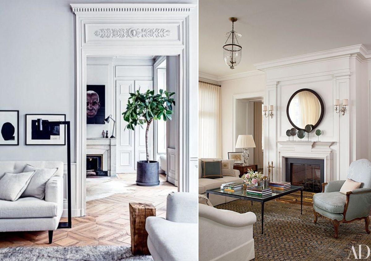 гостиная в классическом стиле_4